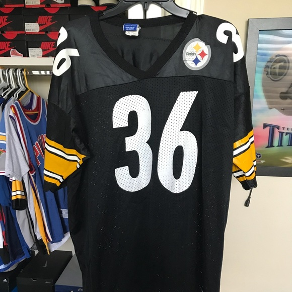 cb53e4f3a Champion Other - Vintage Jerome Bettis Pittsburgh Steelers Jersey